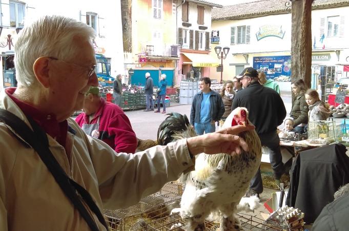 John rooster