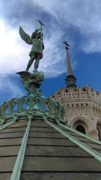 rooftop basilica