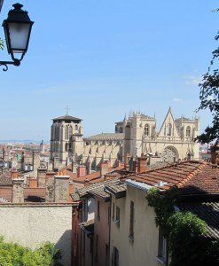 St Jean and roofs 2
